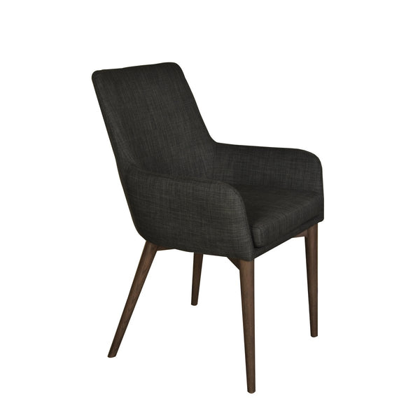Reid Fabric Dining Chair   City Home   Portland Oregon   Furniture And Home  Decor