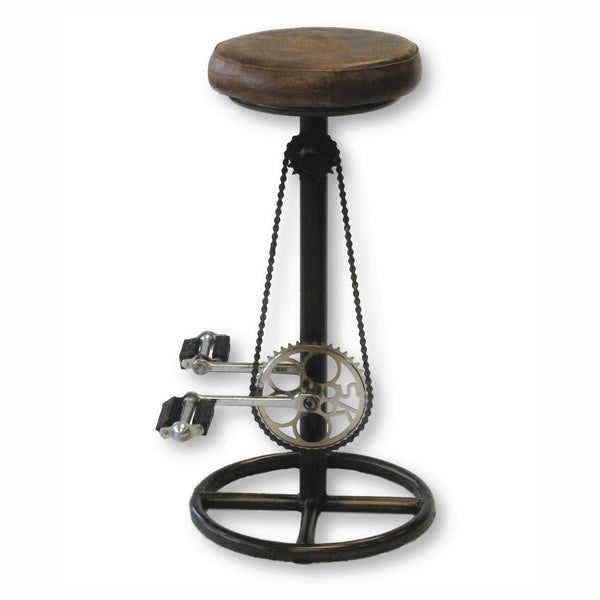 Spencer Bike Stool - City Home - Portland Oregon - Furniture and Home Decor
