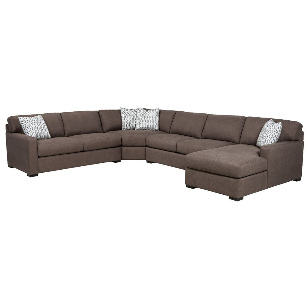Gregory Sectional - City Home - Portland Oregon - Furniture and Home Decor
