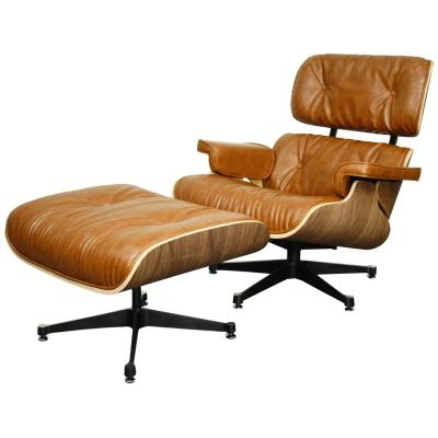 Grayson Lounge Chair & Ottoman - City Home - Portland Oregon - Furniture and Home Decor