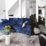 Plunge Corduroy Sectional