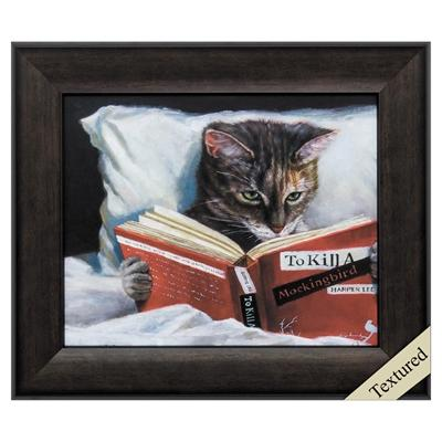 "Framed Animal Wall Art ""To Kill A Mockingbird"" - City Home - Portland Oregon - Furniture and Home Decor"