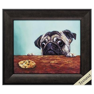 "Framed Animal Wall Art ""Dilemma"" - City Home - Portland Oregon - Furniture and Home Decor"