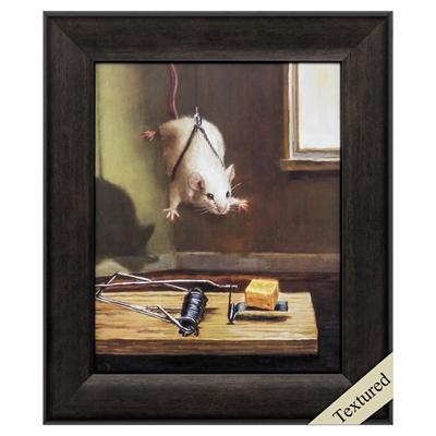 "Framed Animal Wall Art ""Mission Impossible"" - City Home - Portland Oregon - Furniture and Home Decor"
