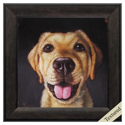 "Framed Animal Wall Art ""Follow Your Nose 13"" - City Home - Portland Oregon - Furniture and Home Decor"