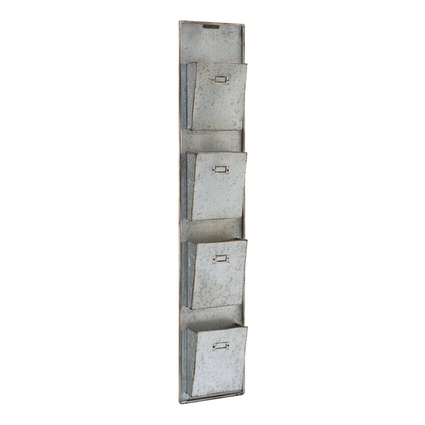 Letterbox Station Wall Organizer