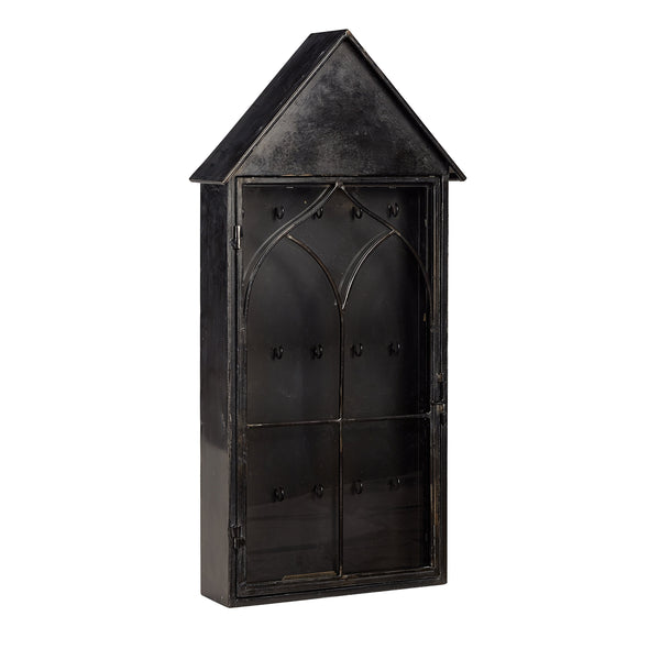 Greenhouse Metal Key Box - City Home - Portland Oregon - Furniture and Home Decor
