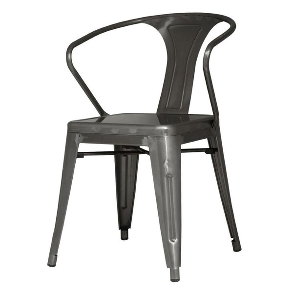 Metropolis Arm Chair - City Home - Portland Oregon - Furniture and Home Decor