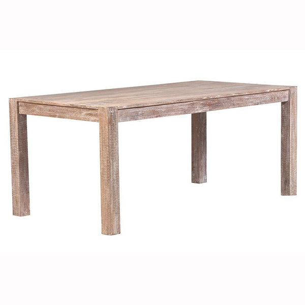 Manhattan Wood Dining Table