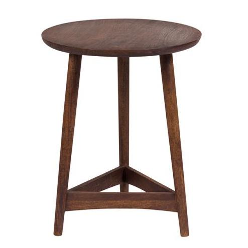 Baja Wood End Table - City Home - Portland Oregon - Furniture and Home Decor