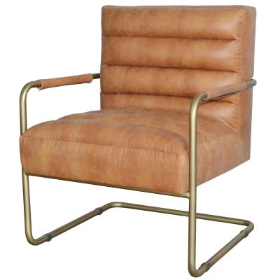 Peyton Bonded Leather Chair - City Home - Portland Oregon - Furniture and Home Decor