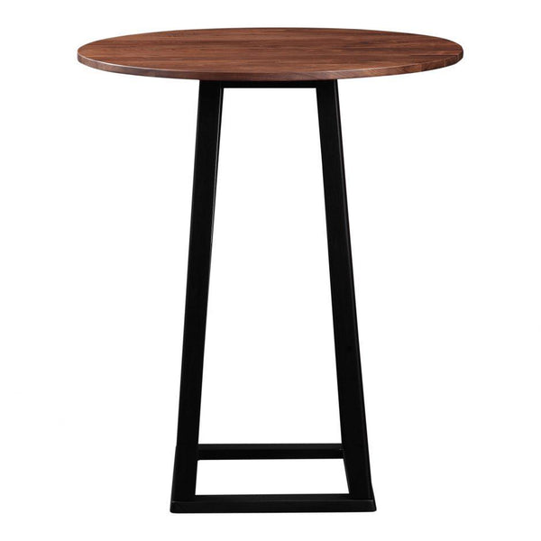 Tri-Mesa Wood Bar Table