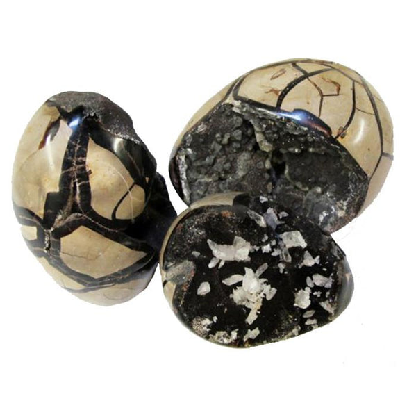 Druzy Dragon Eggs - City Home - Portland Oregon - Furniture and Home Decor
