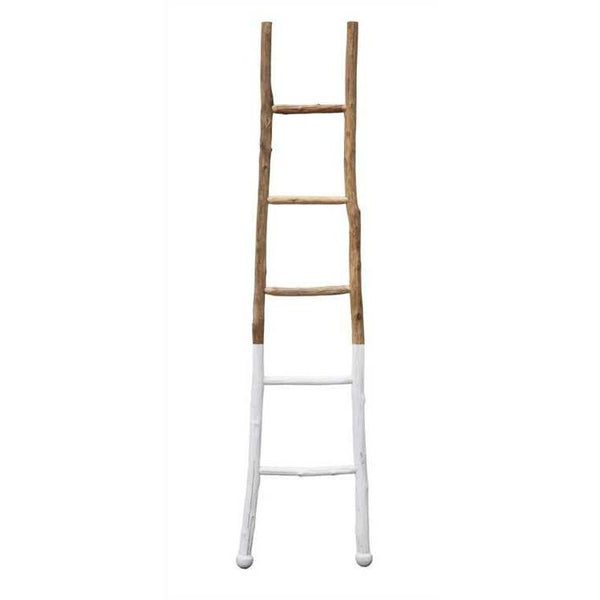 Dipped Branch Ladder - City Home - Portland Oregon - Furniture and Home Decor