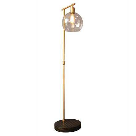 Globe floor lamp city home portland oregon furniture and home decor