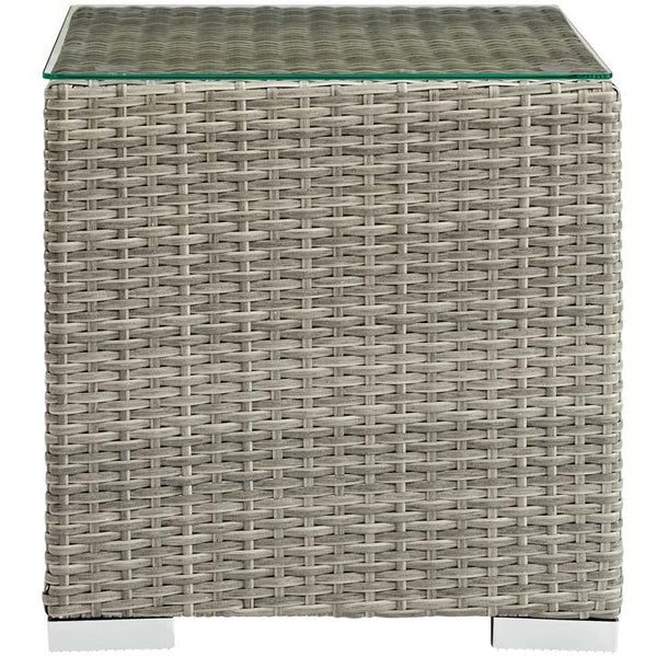 Repose Sunbrella Outdoor Patio Side Table