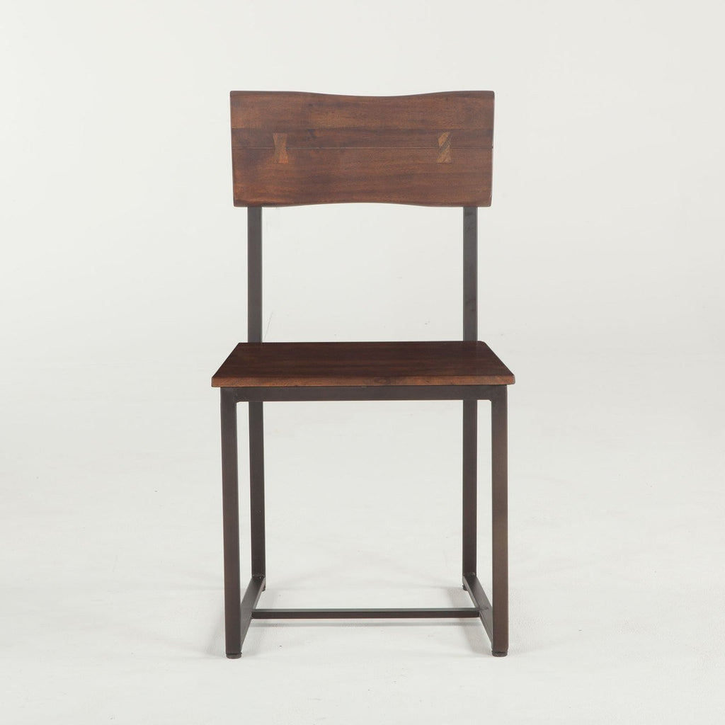 Loft Wood Dining Chair - City Home - Portland Oregon - Furniture and Home Decor