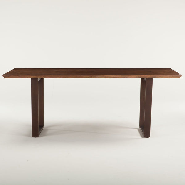 Mozambique Wood Dining Table - City Home - Portland Oregon - Furniture and Home Decor