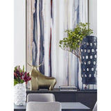Color Swathe Wall Art - City Home - Portland Oregon - Furniture and Home Decor