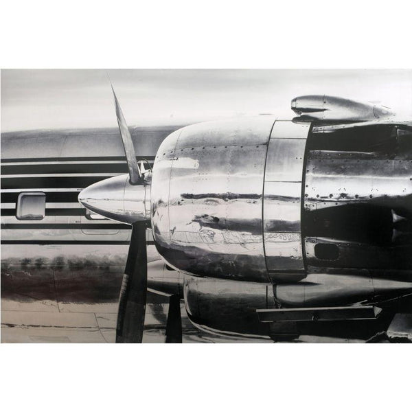 G38 Airplane Wall Decor - City Home - Portland Oregon - Furniture and Home Decor