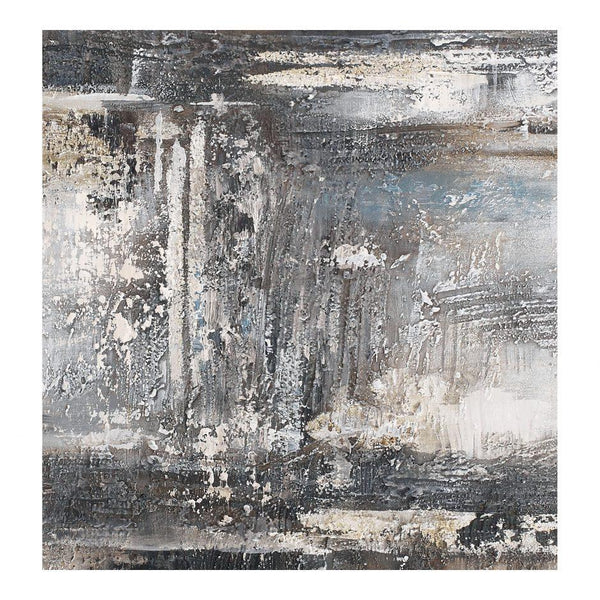 Mystic Grey Wall Decor