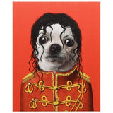 Celebrity Animal Canvas Wall Art - Pop - City Home - Portland Oregon - Furniture and Home Decor