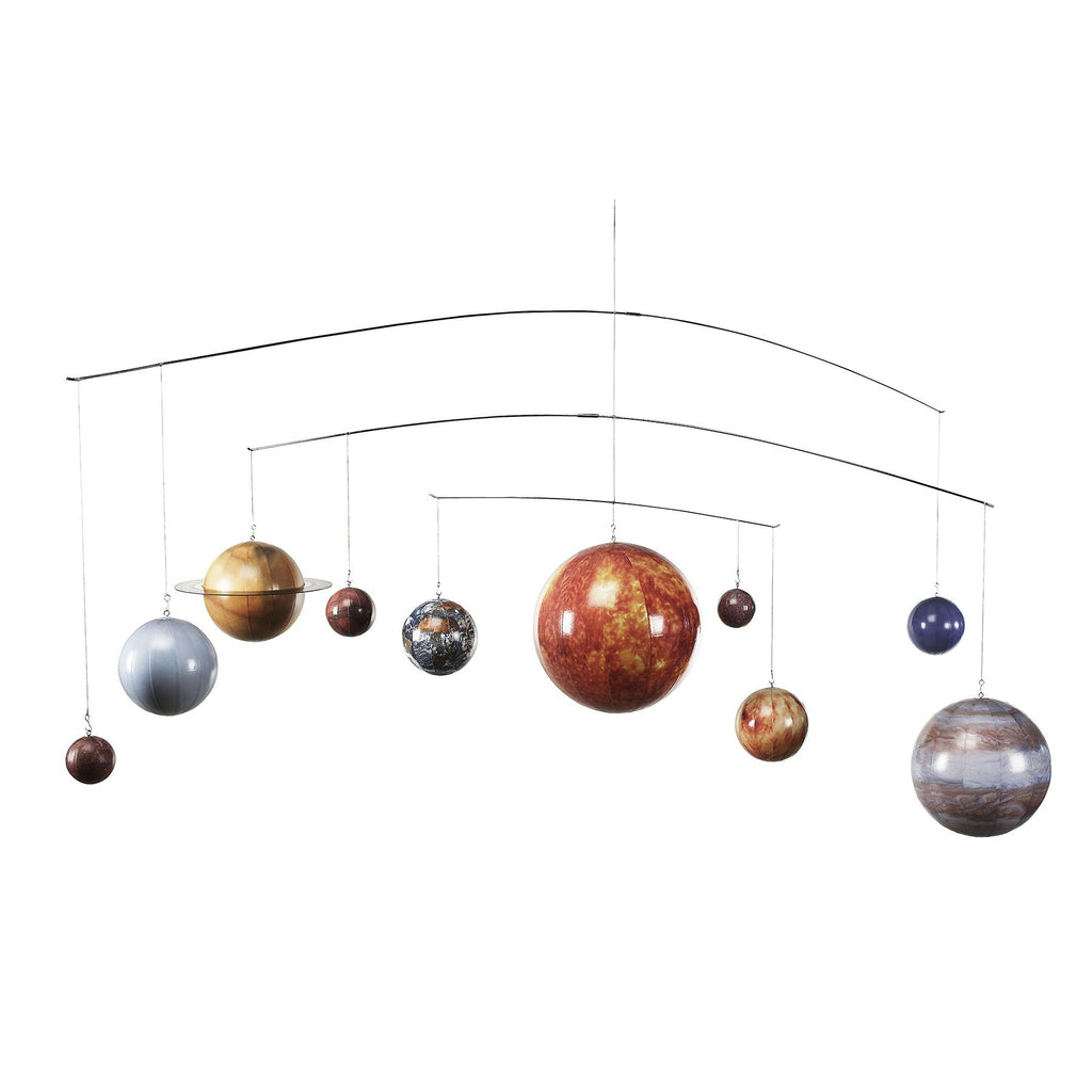 Children's Solar System Planet Mobile - City Home - Portland Oregon - Furniture and Home Decor