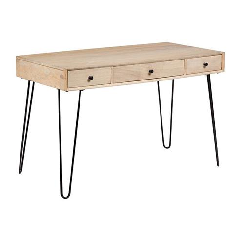 Graphik 3 Drawer Desk - City Home - Portland Oregon - Furniture and Home Decor