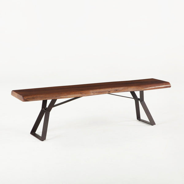 London Bench - City Home - Portland Oregon - Furniture and Home Decor