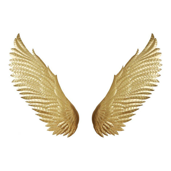 Iron Wings Wall Decor - City Home - Portland Oregon - Furniture and Home Decor