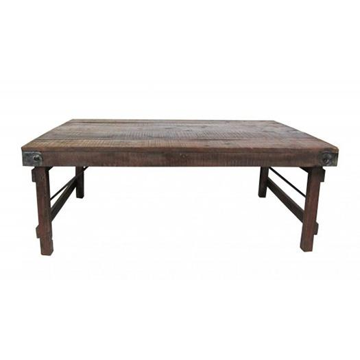 Vintage Indian Wedding Coffee Table - City Home - Portland Oregon - Furniture and Home Decor