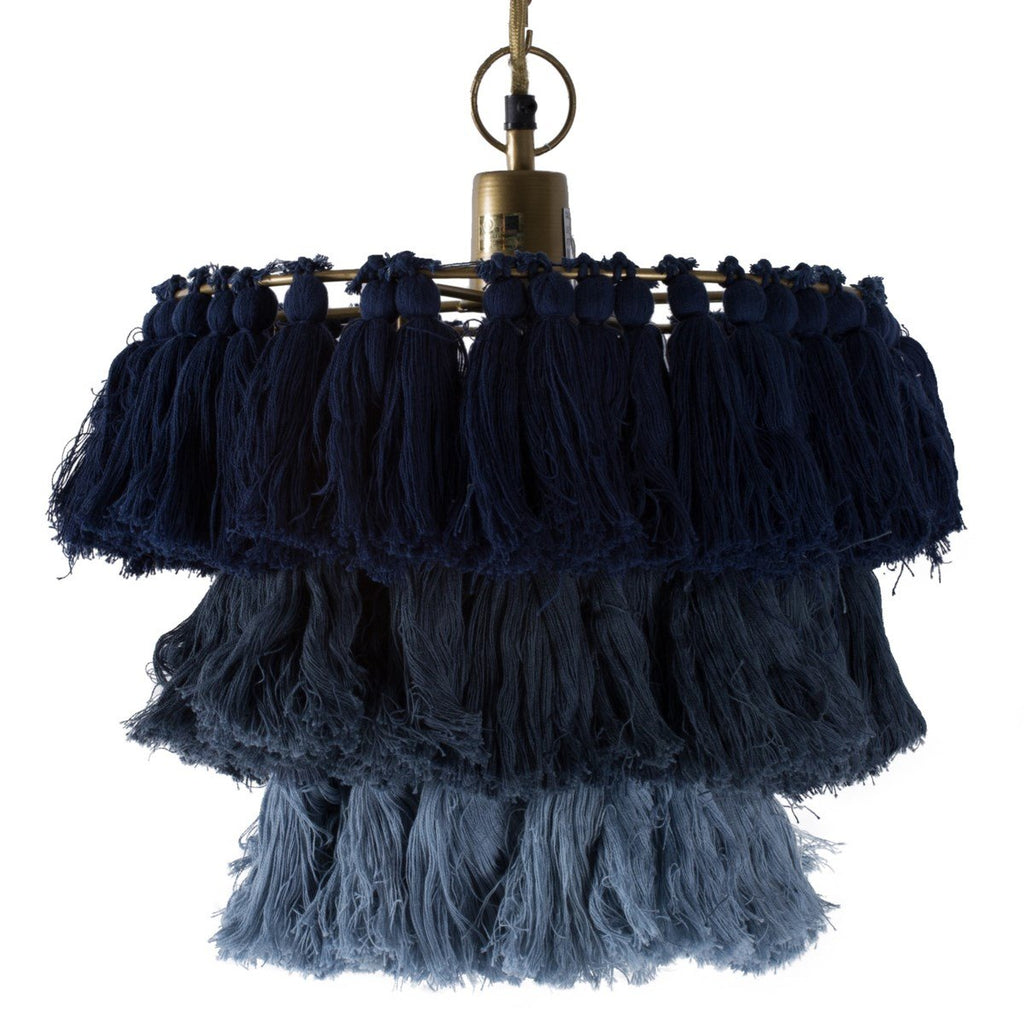 Fela Tassel Wall Pendant - City Home - Portland Oregon - Furniture and Home Decor