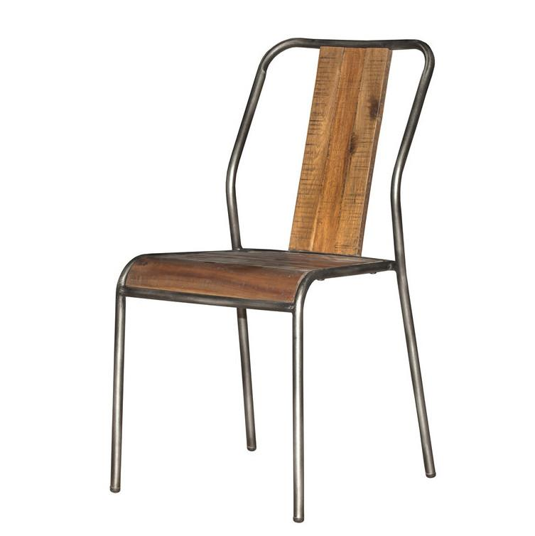 Stackable Vintage Chair Set | Dining-Restaurant Seating | City Home