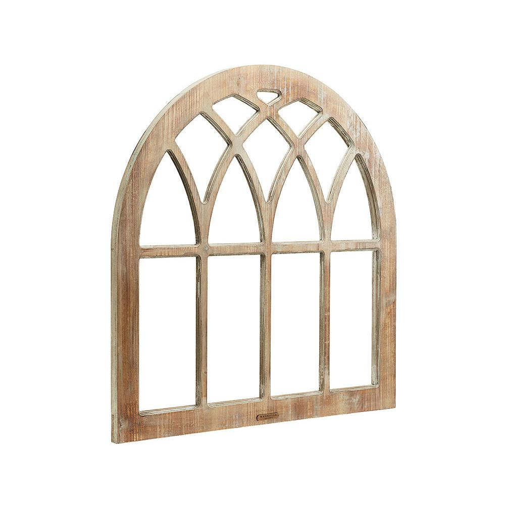 Cathedral Window Frame - City Home - Portland Oregon - Furniture and Home Decor