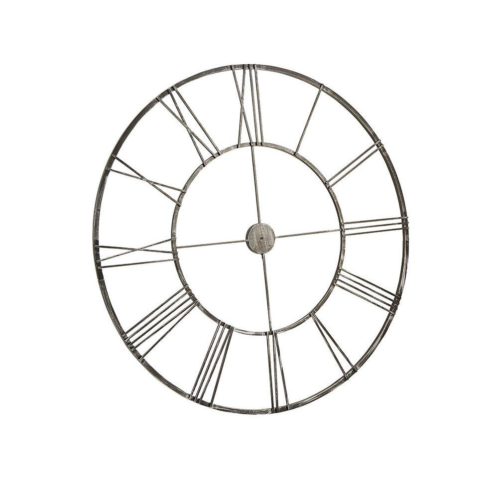 Infinity Clock Frame - City Home - Portland Oregon - Furniture and Home Decor
