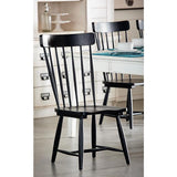 Spindle Back Side Chair - City Home - Portland Oregon - Furniture and Home Decor