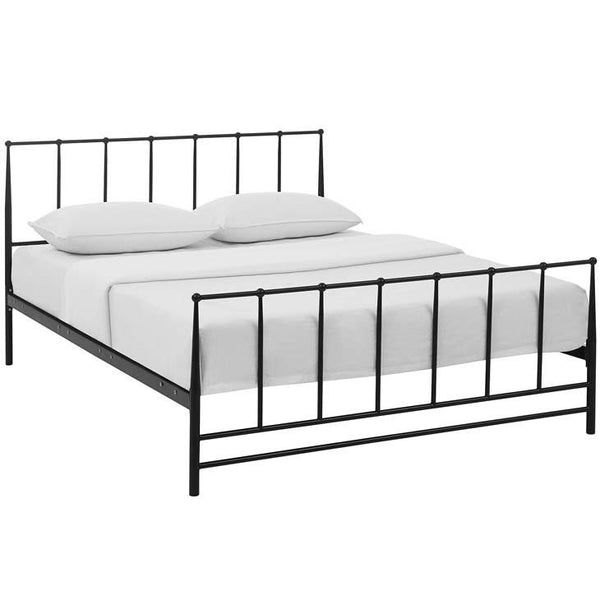 Estate Metal Full Bed Frame - City Home - Portland Oregon - Furniture and Home Decor
