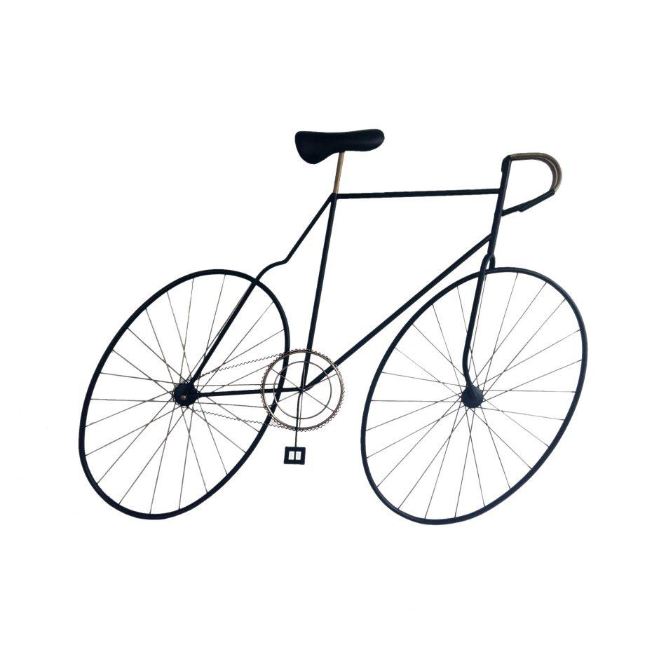 Mcmillan Bicycle Wall Art - City Home - Portland Oregon - Furniture and Home Decor