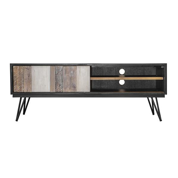Noir Havana Media Cabinet - City Home - Portland Oregon - Furniture and Home Decor