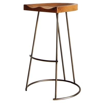 Elias Bar Stool - City Home - Portland Oregon - Furniture and Home Decor