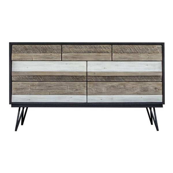 Noir Havana 7 Drawer Dresser - City Home - Portland Oregon - Furniture and Home Decor