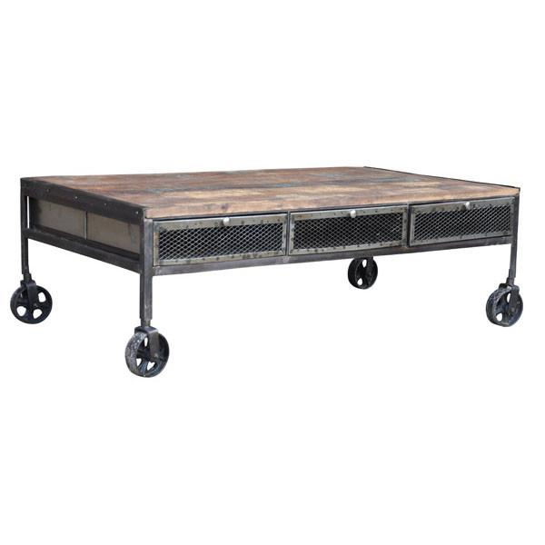 Lalit Coffee Table - City Home - Portland Oregon - Furniture and Home Decor
