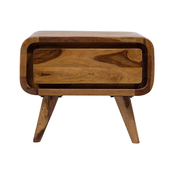 Oslo Art End Table - City Home - Portland Oregon - Furniture and Home Decor