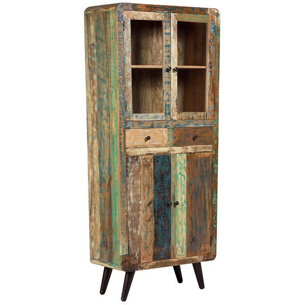 Route 66 Cabinet - City Home - Portland Oregon - Furniture and Home Decor