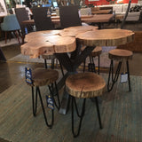 Deschutes Stool - City Home - Portland Oregon - Furniture and Home Decor