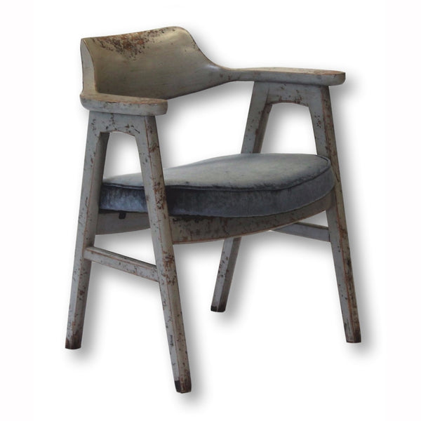 Wagner Wood Arm Chair