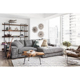 Plunge Corduroy Sectional - City Home - Portland Oregon - Furniture and Home Decor