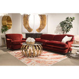 Annabelle Ruby Sofa - City Home - Portland Oregon - Furniture and Home Decor