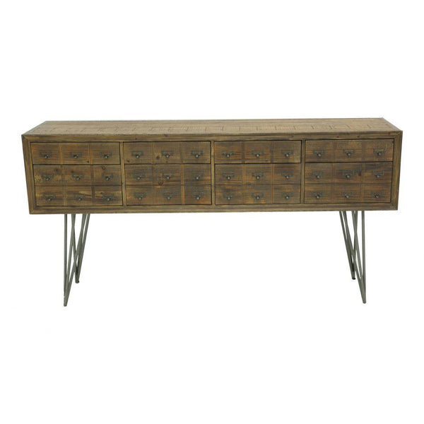 Javadi Reclaimed Wood Sideboard - City Home - Portland Oregon - Furniture and Home Decor
