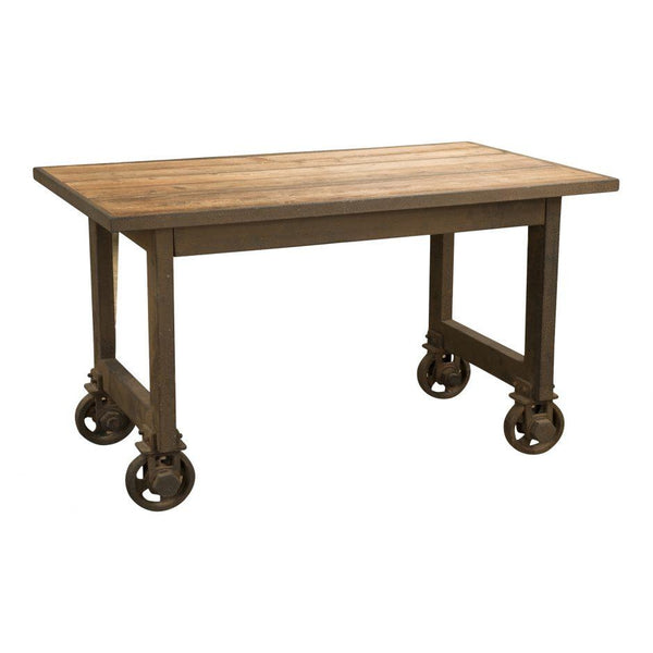 Fiumicino Wooden Counter Table - City Home - Portland Oregon - Furniture and Home Decor